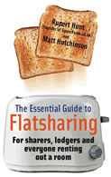 Our book - The Essential Guide to Flatsharing